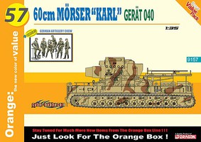 Cyber GER S-HEAVY SP MORTAR 60cm -35