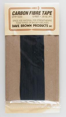 Dave Brown Carbon Fiber Tape 12'