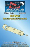 Daco M47A4 White Phosphorus Bomb (Resin Armament) Plastic Model Weapon Kit 1/32 Scale #3211