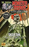 Dr-Deadly Skeleton Dr Deadlys Plastic Model Fantasy Figure Kit #713