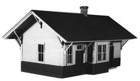 Depots-John Country Depot - HO-Scale