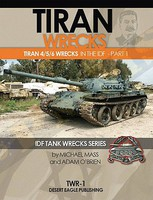 Desert IDF Tank Wrecks- Tiran 4/5/6 Wrecks in IDF Part 1