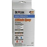 Devcon 5-Minute Epoxy 4.5oz. Bottle (2)