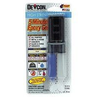 Devcon 5-Minute Epoxy Gel 1oz. Tube