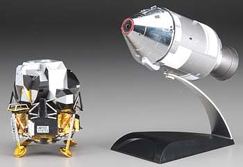 Dragon Wings NASA Apollo 11 Lunar Approach Columbia/Eagle -- Diecast Model Spacecraft -- 1/72 -- #50375