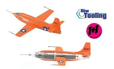 Dragon Wings Bell X-1 Sonic Breaker 2pk -- Diecast Model Airplane -- 1/144 Scale -- #51021