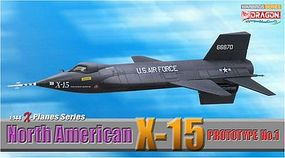 DGW North American X-15 Protype Diecast Model Airplane 1/144 Scale #51022