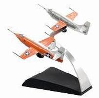 DGW Bell X-1 Sonic Breaker Diecast Model Airplane 1/144 Scale #51025