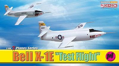 Dragon Wings Bell X-1E Test Flight 2pk -- Diecast Model Airplane -- 1/144 Scale -- #51029