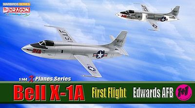Dragon Wings Bell X-1A 1st Flight -- Diecast Model Airplane -- 1/144 Scale -- #51038