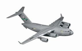 DGW C-17 62nd Airlift Wing Diecast Model Airplane 1/400 Scale #56261