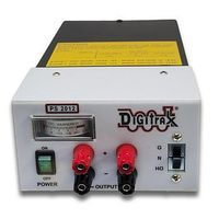 Digitrax PS2012 20 Amp Power Supply 12 to 23 VDC Model Train Power Supply Transformer #13003