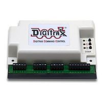 Digitrax DS64 DECODER TURNOUTS 8 IMPUTS