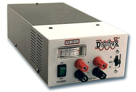 Digitrax Power Supply 20-Amp f/DCC