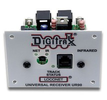 Digitrax Wrlss infra-red rcvr only