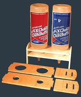 Deluxe-Materials Ready 2 Glue Stand For Glue Bottles