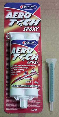 Deluxe-Materials Aero Tech, Epoxy, 50ml