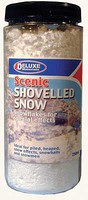 Deluxe-Materials Scenic Shovelled Snow 16.9oz  500ml