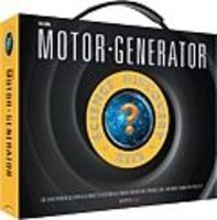 Dowling Electric Motor-Generator Science Discovery Kit