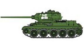 Dragon-Armor T-34/85 1 Batt,63rd Guards -72