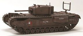 Dragon-Armor Churchill Mk.III 1st Canadian Diecast Military Model Tank #60418