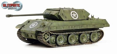 Dragon Armor Diecast ERSATZ M10 PANZER BRIGADE -- Plastic Model Military Vehicle -- 1/72 scale -- #60529