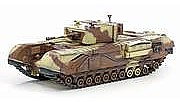 Dragon Armor Diecast CHURCHILL Mk.III TUNISIA -- Plastic Model Military Vehicle -- 1/72 scale -- #60569