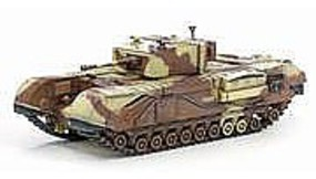 Dragon-Armor CHURCHILL Mk.III TUNISIA Plastic Model Military Vehicle 1/72 scale #60569