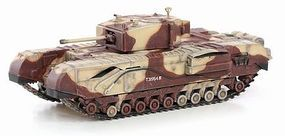 Dragon-Armor CHURCHILL Mk.III KINGFORCE Plastic Model Military Vehicle 1/72 scale #60592