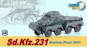 Dragon-Armor Sd.Kfz.231 EASTERN FRONT 1-72