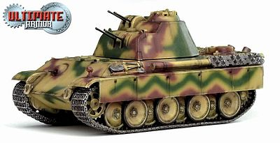Dragon Armor Diecast FLAKPANZER 341 mit 2cm -- Plastic Model Military Vehicle -- 1/72 scale -- #60644