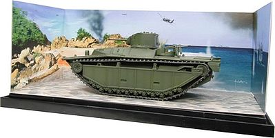 Lvt A1 Shark Mouth Pto Plastic Model Military Vehicle 1 72