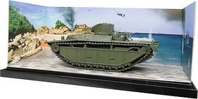 Dragon-Armor LVT-A1 SHARK MOUTH PTO Plastic Model Military Vehicle 1/72 scale #60675