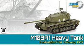 Dragon-Armor M103A1 HEAVY TANK 1959 1-72