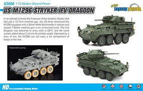 Dragon-Armor US M1296 Stryker IFV Dragoon 1-72