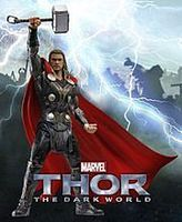 Dragon-Model-Figures THOR The DARK WORLD 1-9
