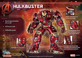 Dragon-Model-Figures AGE of ULTRON HULK BUSTER 1-9