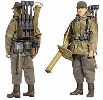 Dragon-Model-Figures Ludwig Bras Grenadier Plastic Model Military Figure 1/6 Scale #70746