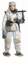 Dragon-Model-Figures Pieter Volpert MG40 Gunner Plastic Model Military Figure 1/6 Scale #70752
