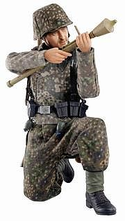 1:6 Scale Dragon Action Figures Helmet Cover Anders Jensen