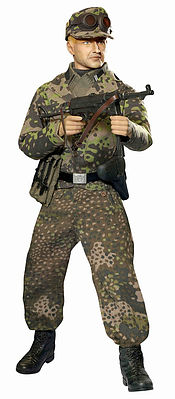 Dragon Model Figures 1:6/1:9 Hugo Rheinhardt -- Plastic Model Military Figure -- 1/6 Scale -- #70782