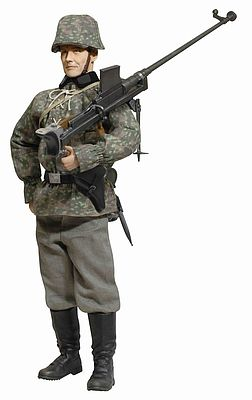 Dragon Model Figures 1:6/1:9 Viktor Schmidt Schutze -- Plastic Model Military Figure -- 1/6 Scale -- #70803