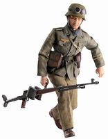 Dragon-Model-Figures Rudolf Kierst Anti Tank Gunner Plastic Model Military Figure 1/6 Scale #70820