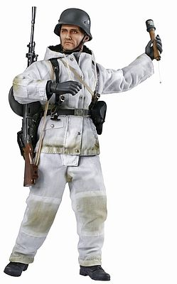 Dragon Model Figures 1:6/1:9 Diego Lopez-Navarro -- Plastic Model Military Figure -- 1/6 Scale -- #70836