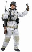 Dragon-Model-Figures Diego Lopez-Navarro Plastic Model Military Figure 1/6 Scale #70836