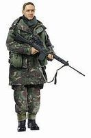 Dragon-Model-Figures Robert Hughman British Marine Plastic Model Military Figure 1/6 Scale #70844