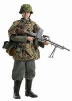 Dragon-Model-Figures Heinrich Sager Plastic Model Military Figure 1/6 Scale #70851