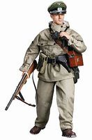 Dragon-Model-Figures Josef Paukus Plastic Model Military Figure 1/6 Scale #70854