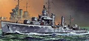 DML USS Buchanan DD-484 1942 Smart Kit Plastic Model Destroyer Kit 1/350 Scale #1021