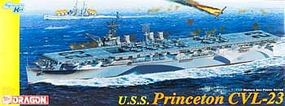 DML USS Princeton CVL-23 Smart Kit Plastic Model Aitcraft Carrier Kit 1/350 Scale #1055